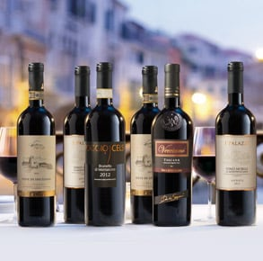 Luxurious Tuscan Reds