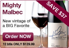 Mighty Malbec