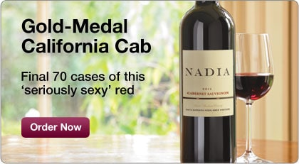 old-Medal California Cab