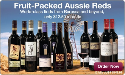 Fruit-Packed Aussie Reds
