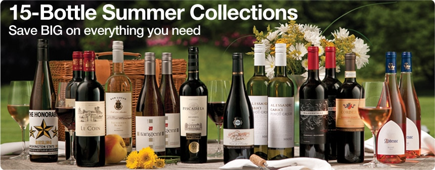 The 15-Bottle Summer Collection