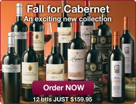 Fall for Cabernet