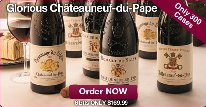 Glorious Chateauneuf-du-Pape