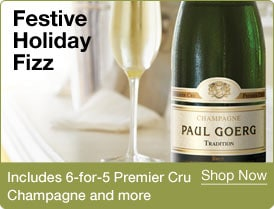 Festive Holiday Fizz