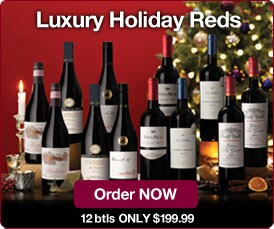 Luxury Holiday Reds