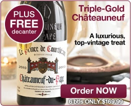 Triple-Gold Chateauneuf