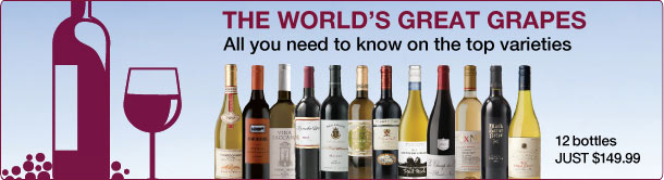 The World's Great Grapes