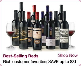 Best-Selling Reds