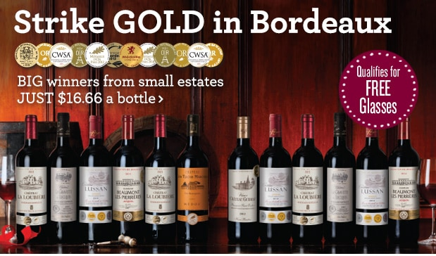 Gold-Medal Bordeaux