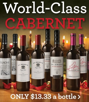 International Cabernet Dozen