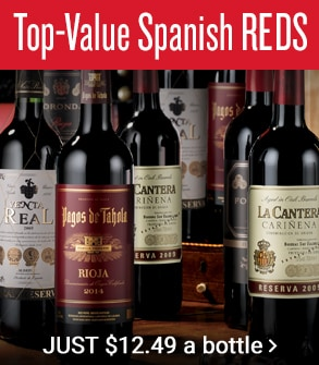 Top-Value Spanish Reds
