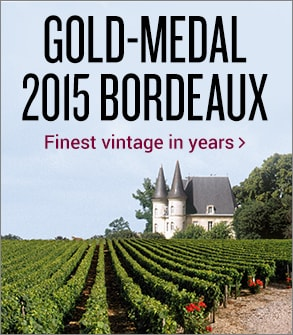 Gold-Medal 2015 Bordeaux