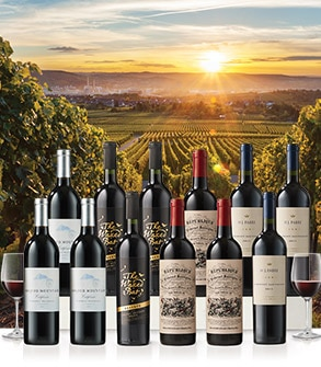 90+ Point Cabernet Stars