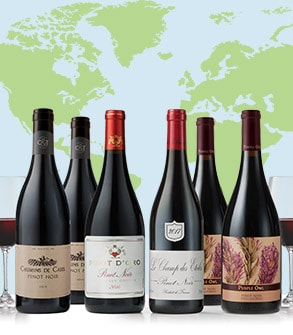 International Pinot Noir Stars
