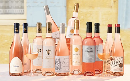 French Rosé SALE Collection