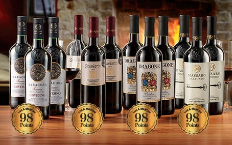 Rich 98-Point Italian Reds