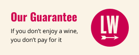 Our Guarantee - If you don't enjoy a wine, you don't pay for it