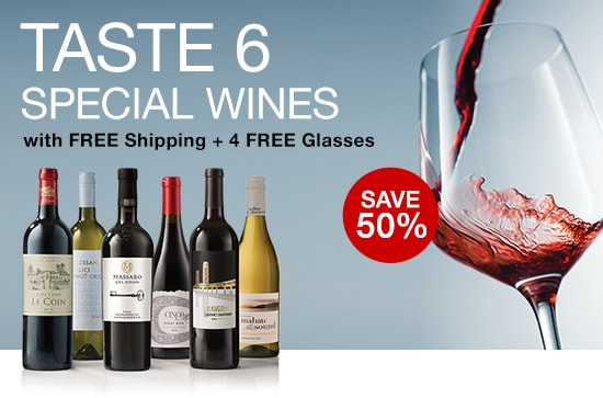 A Special Offer from Laithwaite's Wine
